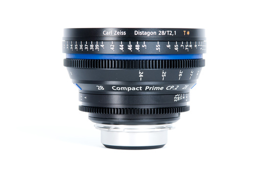Zeiss cp2 28mm