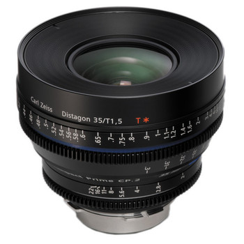 Rent Zeiss Compact Prime CP.2 35mm/T1.5 Super Speed EF Mount