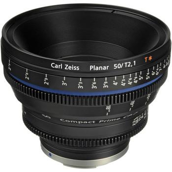 Rent Zeiss Compact Prime CP.2 50mm/T2.1 Cine Lens EF Mount