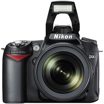 Rent Nikon D90