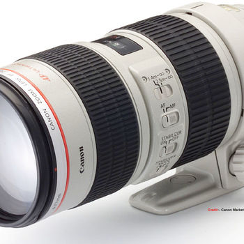 Rent Canon EF 70-200mm f/2.8L USM