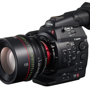 Rent Canon C500