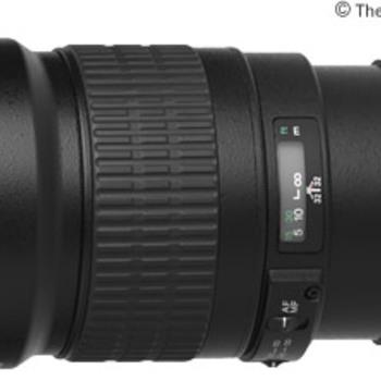 Rent Canon EF 200mm f/2.8L II USM