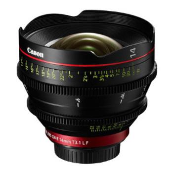 Rent Canon  EF Cinema Prime CNE14mm T3.1 LF (EF mount)
