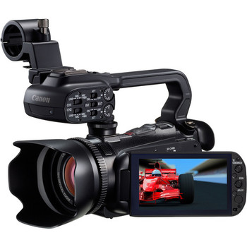 Rent Canon  XA10 Professional HD Camcorder