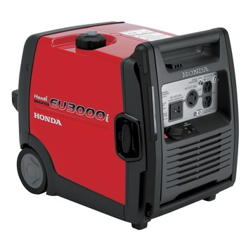 Rent Honda 3000 Watt Gas Generator Handi