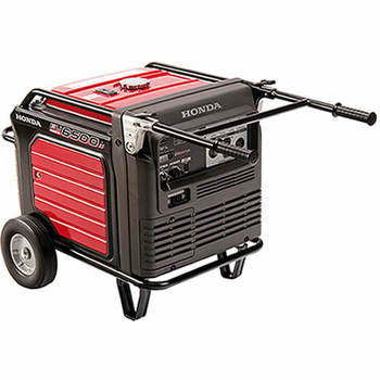 Rent Honda Sync Generator EU6500IS