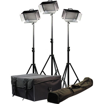 Rent Ikan  ID500 V2 3 LED Daylight Light Kit