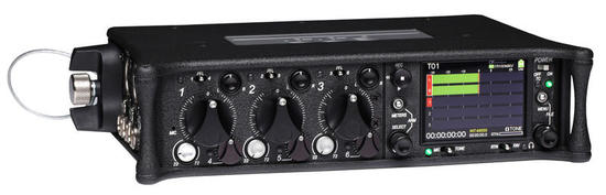 Sound devices 633 front