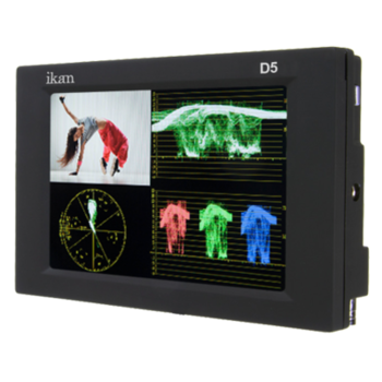 "Rent Ikan   ID5w 5.6"" 3G-SDI LCD Monitor w/ Hi-Def Panel"