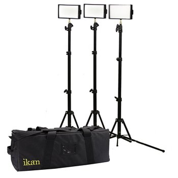 Rent Ikan   iLED 312 v2 On-Camera Dual Color LED Light