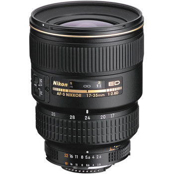 Rent Nikon AF-S Zoom NIKKOR 17-35mm f/2.8D IF-ED Lens