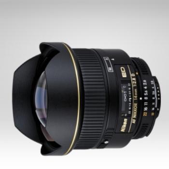 Rent Nikon 14mm 2.8D ED AF