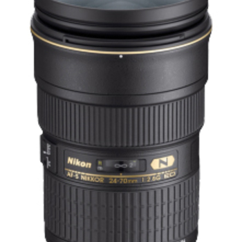 Rent Nikon 24-70mm f/2.8G ED-IF AF-S