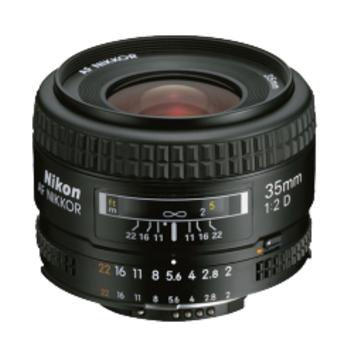 Rent Nikon  35 f2 AF-D