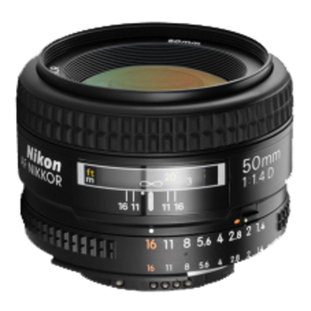 Rent Nikon 50 f 1.4 AF-D