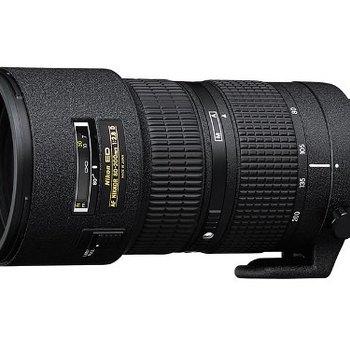 Rent Nikon 80-200mm f2.8 AF ED