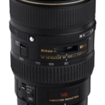 Rent Nikon 80-400 4.5-5.6 ED VR