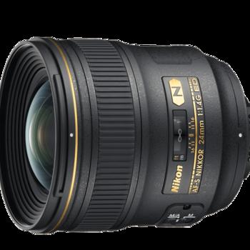 Rent Nikon AF-S NIKKOR 24mm F1.4 G