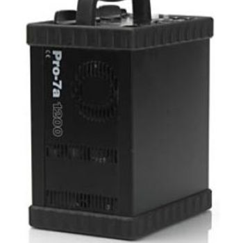 Rent Pro 7A 1200 w/s Power Pack