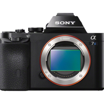 Rent Sony Alpha A7S Mirrorless Camera