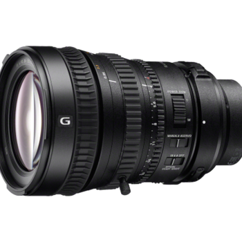 Rent Sony  FE PZ 28-135mm F4 G OSS Zoom Lens