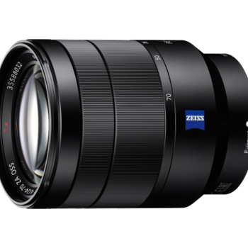 Rent Sony Vario Tessar T* FE 24-70mm f/4 E-mount Zoom Lens