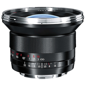 Rent Sony  18mm f3.5 Distagon T* ZE Canon Mount