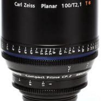 Rent Zeiss CP.2 100mm/T2.1