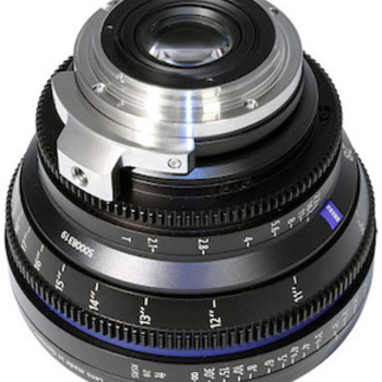 Rent Zeiss CP.2 18mm/T3.6* Canon EF Mount