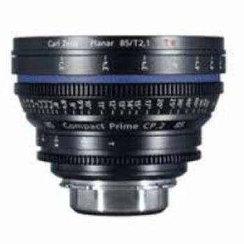 Rent Zeiss CP.2 85mm/T2.1 Canon EF Mount