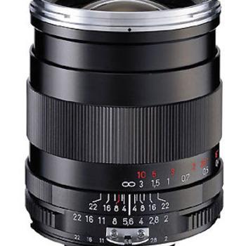 Rent Zeiss Zeiss Distagon T* 35mm f/2 ZE