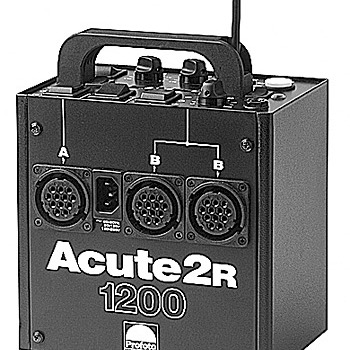 Rent Profoto Pro  Acute 2 1200R Power Pack