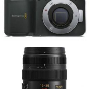 Rent Blackmagic Design Pocket Cinema Camera