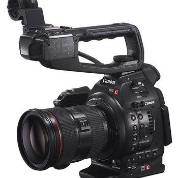 Rent Canon C100