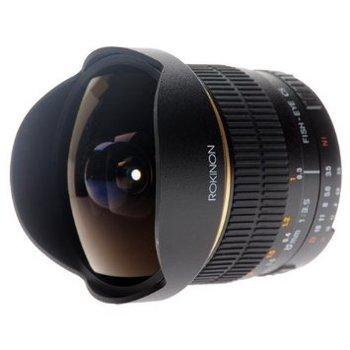 Rent Rokinon 8m F3.5 Fish Eye Lens