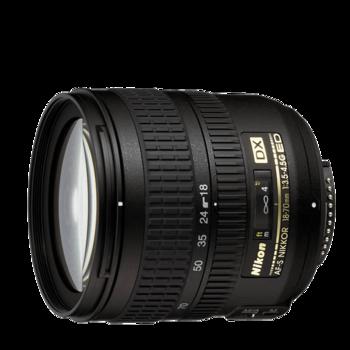 Rent Nikon 18-70 f3.5/4.5