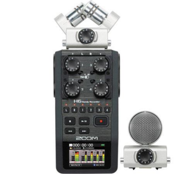 Rent Zoom Zoom H6 Recorder