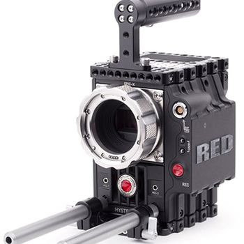 Red epic scarlet camera accessory kit base 158700
