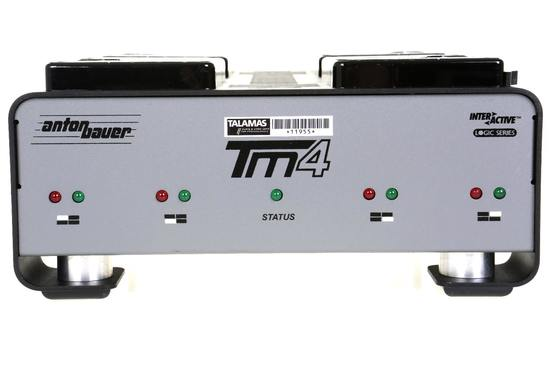 Anton bauer tm4 quad charger
