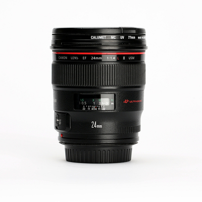 Canon ef 24mm f14l mkii