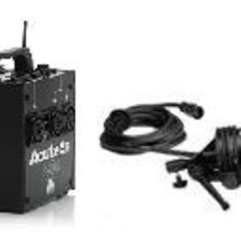 "Rent Profoto  Acute 2 1200 ""R"" kit"
