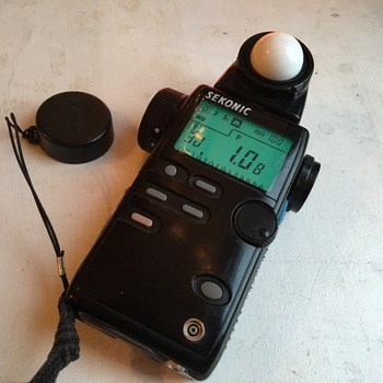 Rent Sekonic zoom spot
