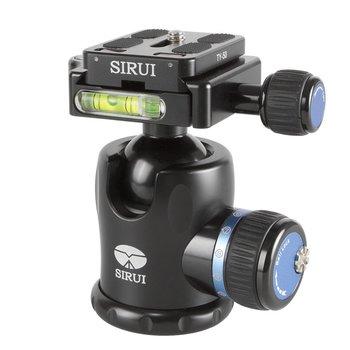 Rent Sirui Sirui K-10X 33mm Ballhead with Quick Release, 44.1 lbs Load Capacity