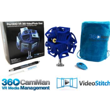 Rent 360Heros Pro10HD + 10 GoPro Cameras