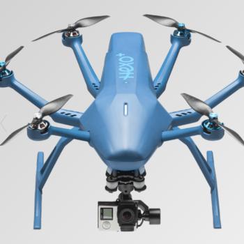 Rent Hexo+ Autonomous Drone