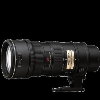 Rent Nikon 70-200mm f2.8 VR