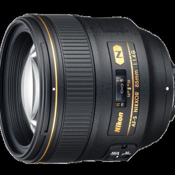 Rent Nikon  85mm f1.4