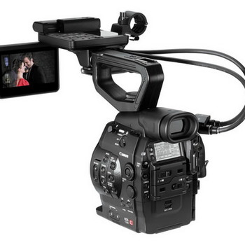 Rent CANON C300 MK II 4k with 24-70 L  or 70-200m L