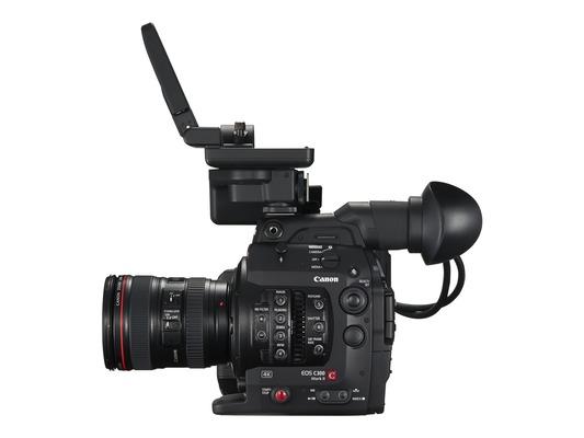 Eos c300 mark ii right 24 105 f4l lcd monitor up